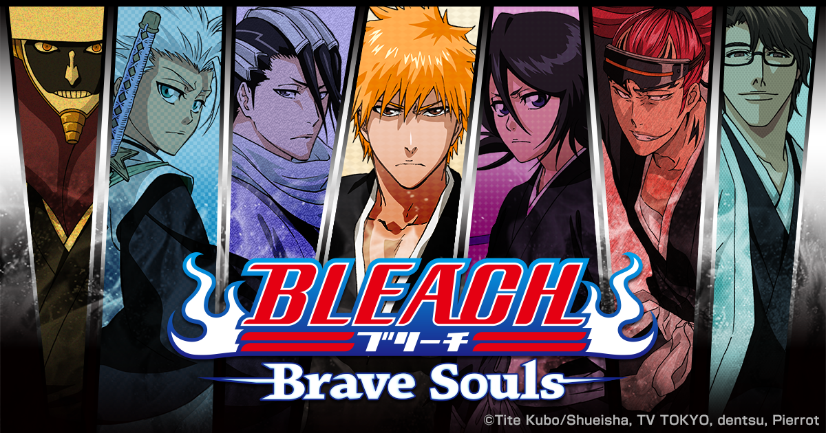 BLEACH Brave Souls Club