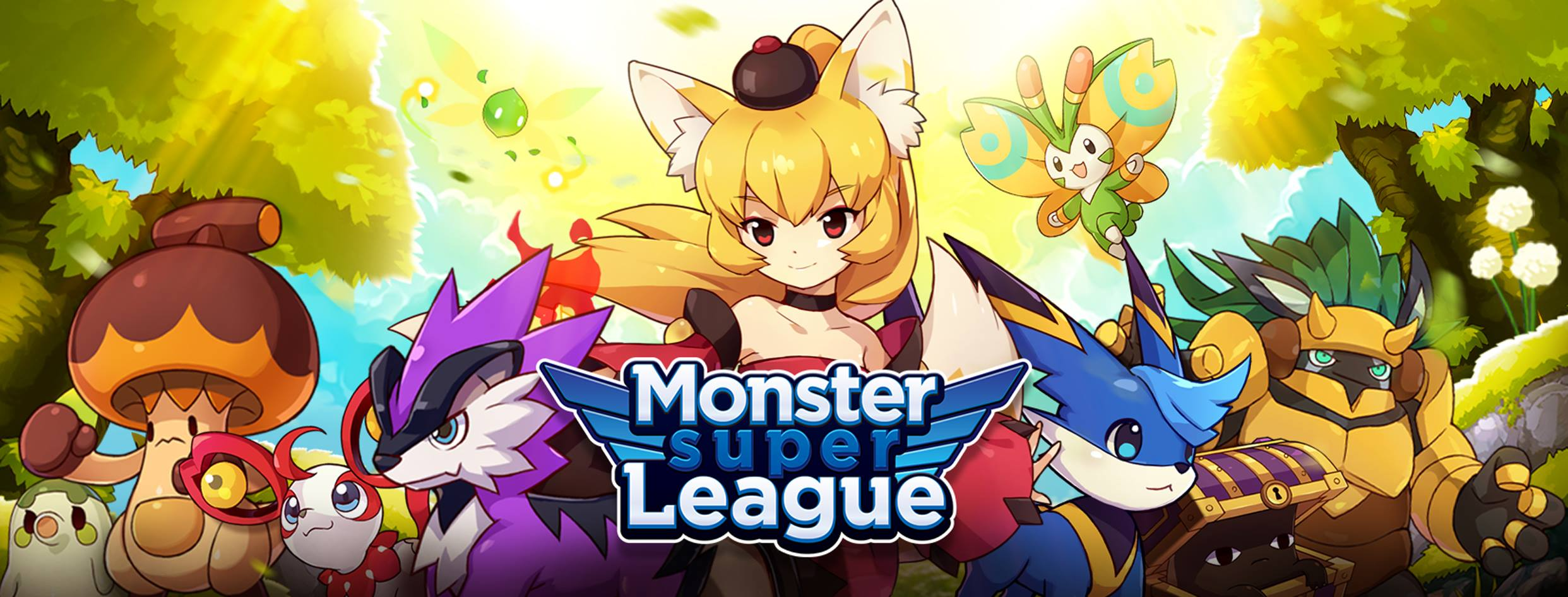 Monster Super League Club