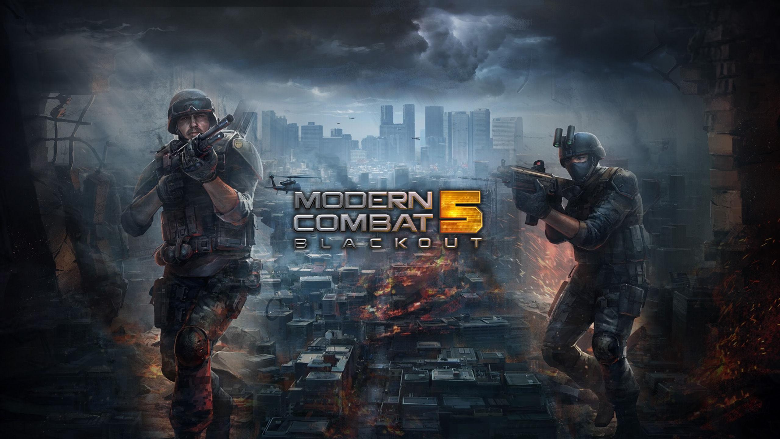 Modern Combat 5 Club