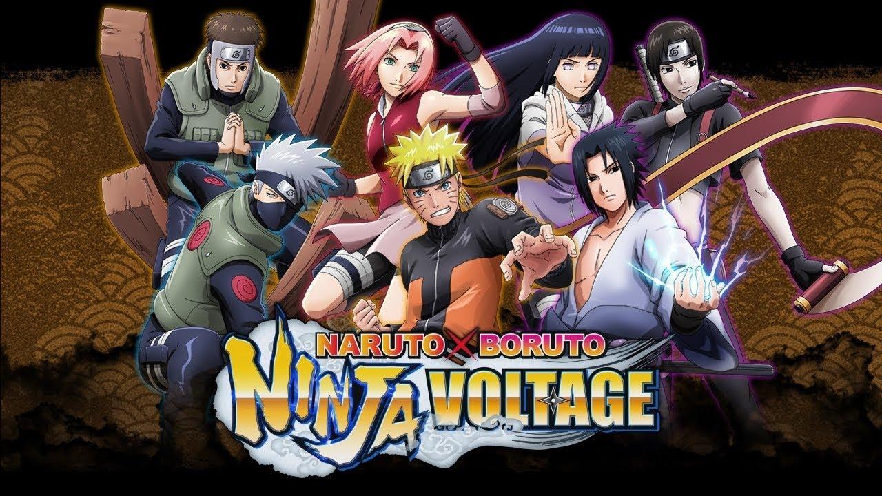 Naruto x Boruto Ninja Voltage Club