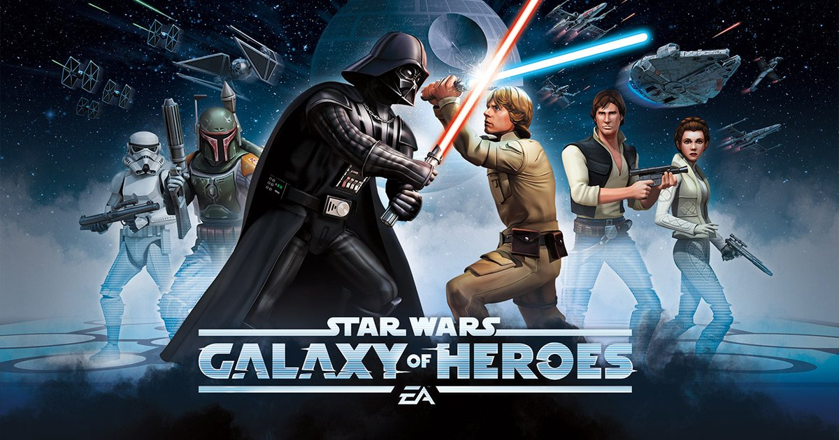 Star Wars: Galaxy of Heroes Club