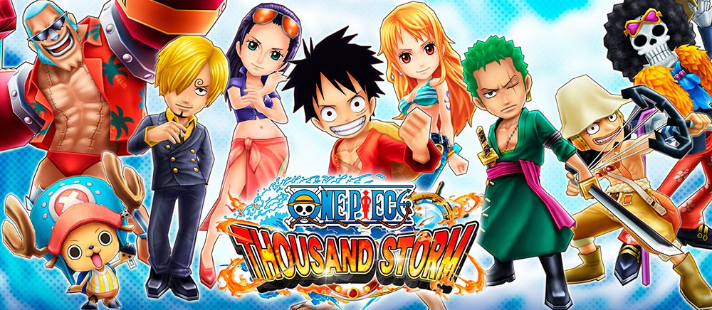 One Piece Thousand Storm OPTS Club