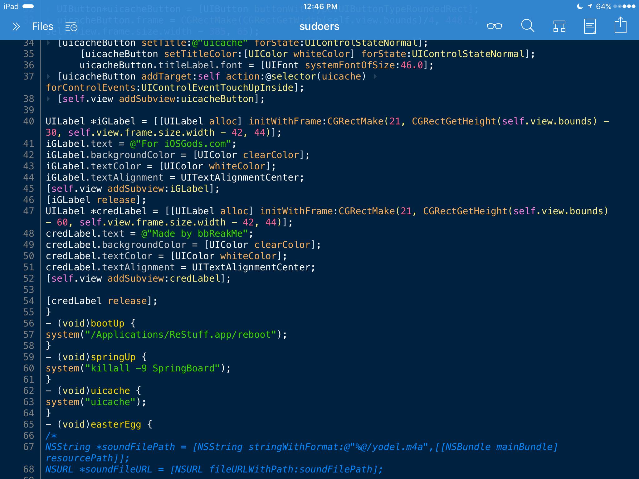 iOS Development Club