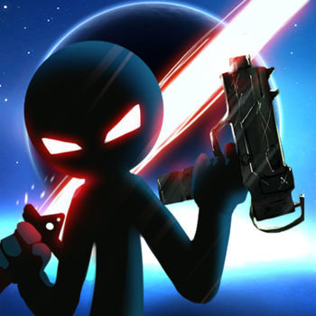 [ARM64] Stickman Ghost 2: Galaxy Wars Cheats v6.3 +8