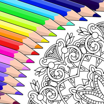 [ARM64] Colorfy: Coloring Art Games v5.7 Jailed Mod +1