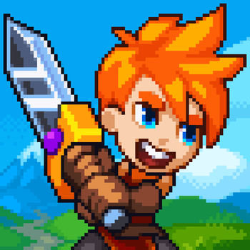 Dash Quest Heroes v1.5.4 [ God Mode & More ]