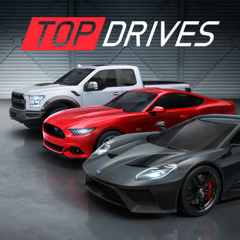 [iOS 12 Support] Top Drives – Car Cards Racing v1.76.00 +1 Jailed Cheat [Level Hack]