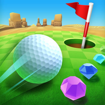Mini Golf King - Multiplayer v3.08 [ Unlimited Guideline & No Wind ]