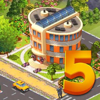 [iOS 12 Support] City Island 5 Tycoon Sim Game v1.4.4 +2 Jailed Cheats [Free IAP Hack]