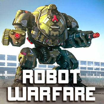 [iOS 12 Support] Robot Warfare Online v1.1.3 +4 Jailed Cheats [Unlimited Ammo]