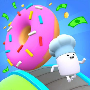 [iOS 12 Support] Donuts Inc. v1.2.3 +3 Jailed Cheats [Unlimited Currencies]