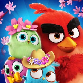 Angry Birds Match v2.5.0 +9 Cheats [Unlimited Currencies]