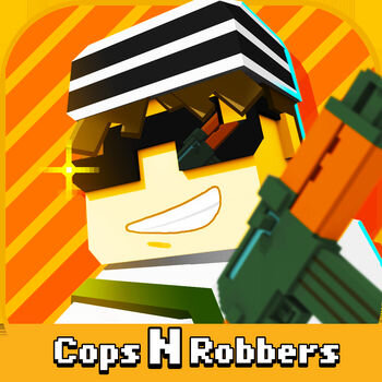 Cops N Robbers (FPS): 3D Pixel v8.1.0 +13 Cheats [ESP + More]